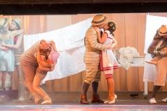 Falstaff berühmte Kuss scene